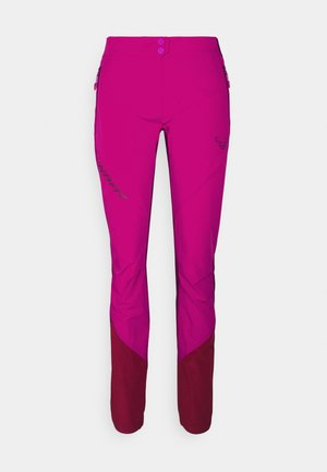 TRANSALPER LIGHT - Pantaloni - flamingo