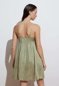 OYSHO - Day dress - light green - 2