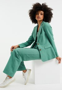 WE Fashion - Trousers - mint green - 4