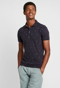 s.Oliver - Polo shirt - night blue - 0