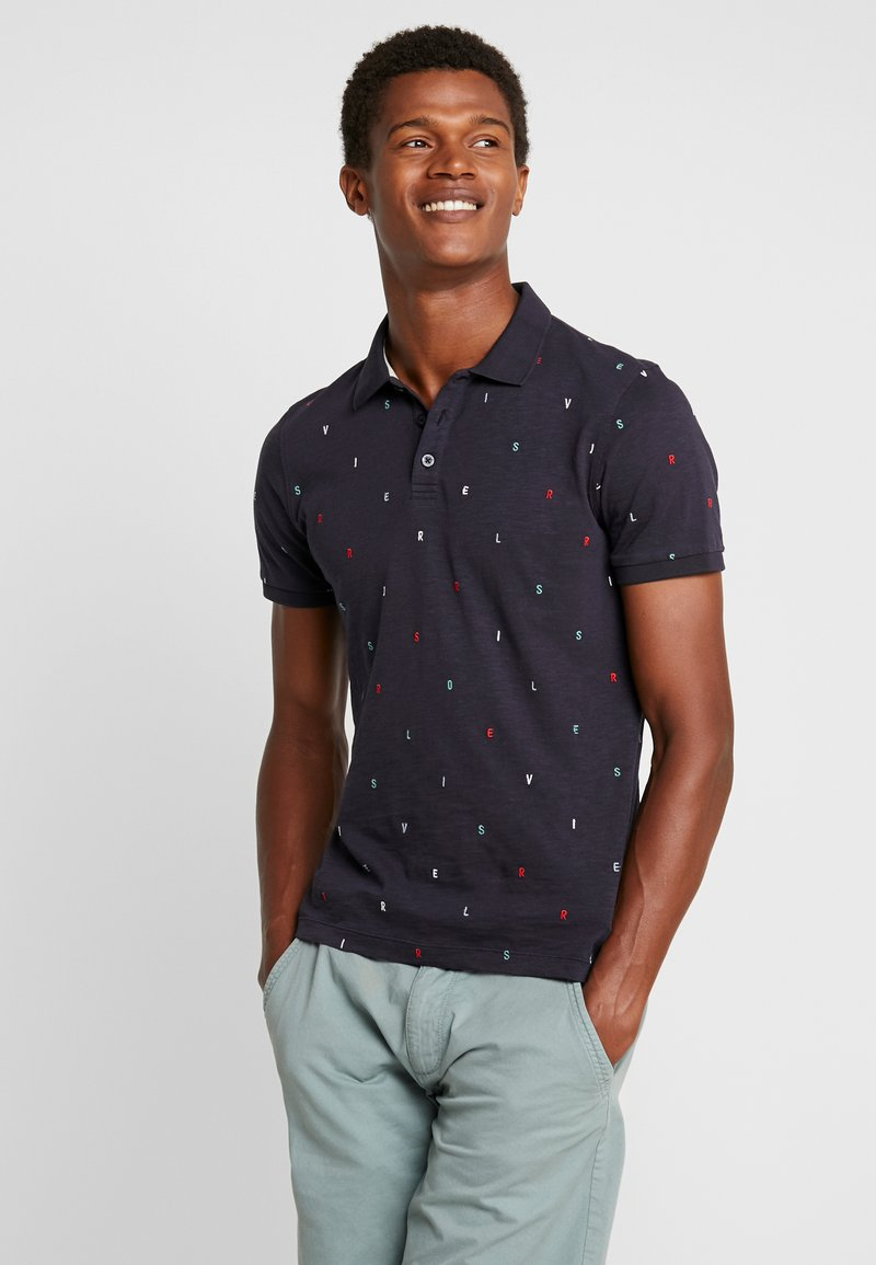 s.Oliver - Polo shirt - night blue