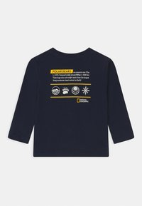 GAP - TODDLER BOY NATIONAL GEOGRAPHIC  - Long sleeved top - tapestry navy