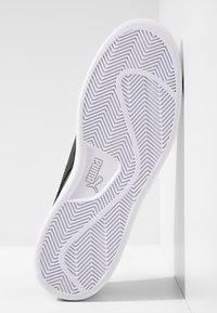 Puma - SMASH  UNISEX - Sneakers - iron gate/puma black - 4