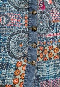 Desigual - Maxi skirt - blue - 3