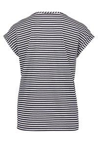 Cartoon - Print T-shirt - dunkelblau/weiß - 4