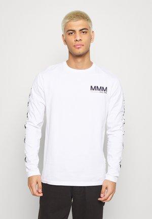 X DISNEY PETER LONG SLEEVE - Långärmad tröja - bright white