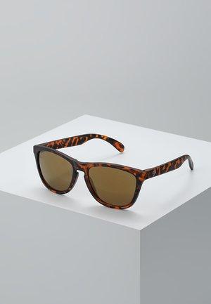 BODHI - Solglasögon - turtle brown / brown mirror