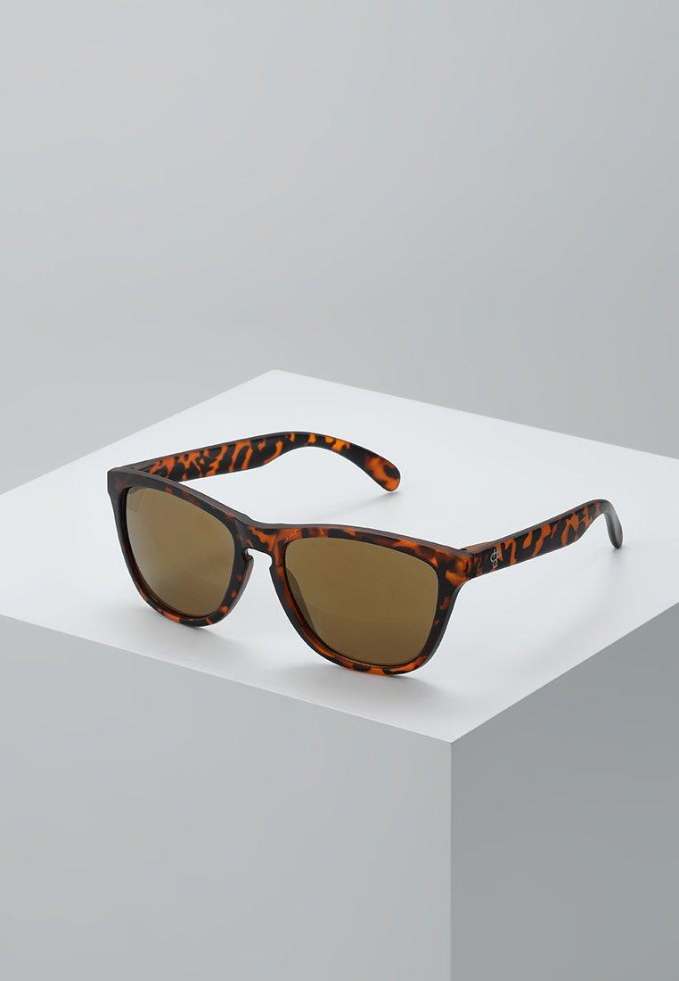 CHPO - BODHI - Sunglasses - turtle brown / brown mirror