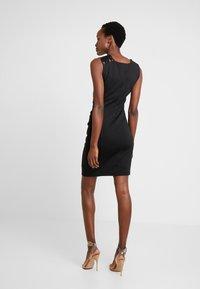 Kaffe - INDIA VIVI DRESS - Shift dress - black deep - 2