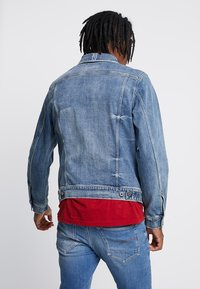 G-Star - SCUTAR SLIM - Denim jacket - worn in aged - 2