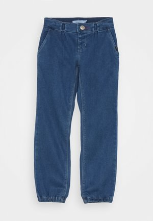 NMFRIE DNMTORAS PANT - Relaxed fit jeans - medium blue denim