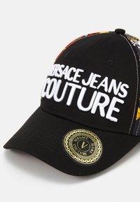 Versace Jeans Couture - UNISEX - Casquette - black/red/multi-coloured - 4