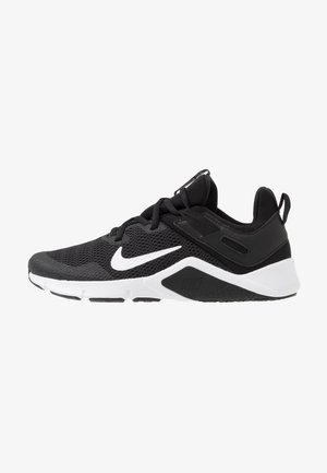 LEGEND ESSENTIAL - Trainings-/Fitnessschuh - black/white