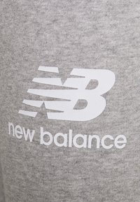 New Balance - Tracksuit bottoms - mottled grey - 2