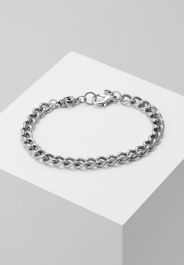 PASCO BRACELET - Armbånd - silver-coloured