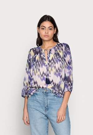 EXCLUSIVE HARLEY BLOUSE - Blouse - barely ika