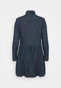 See by Chloé - Denimové šaty - denim blue - 9