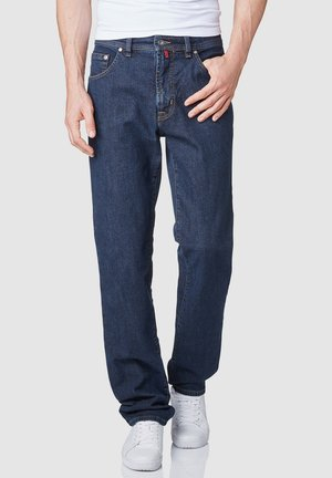 Straight leg jeans - black change blue