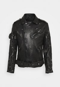 Be Edgy - BART - Leather jacket - black - 5