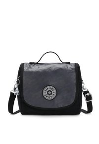 Kipling - KICHIROU - Lunch box - black met bl - 0