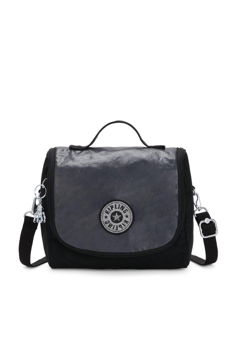Kipling - KICHIROU - Lunch box - black met bl