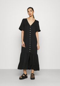 EDITED - ISABELA DRESS - Maxi dress - schwarz - 0