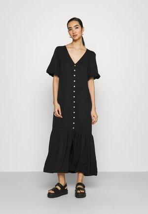 ISABELA DRESS - Maxi dress - schwarz