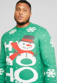 Jack´s Sportswear - CHRISTMAS O-NECK - Jumper - green - 3