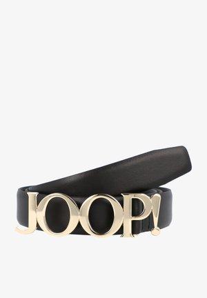 Belt - black