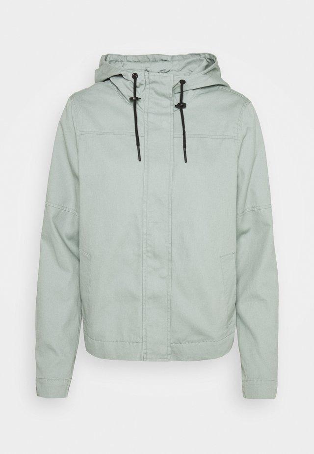 NMDAWSON SHORT JACKET  - Lett jakke - slate gray