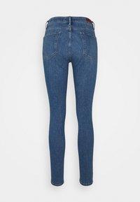 Opus - ELMA MID BLUE - Jeans Skinny Fit - tinted blue - 1
