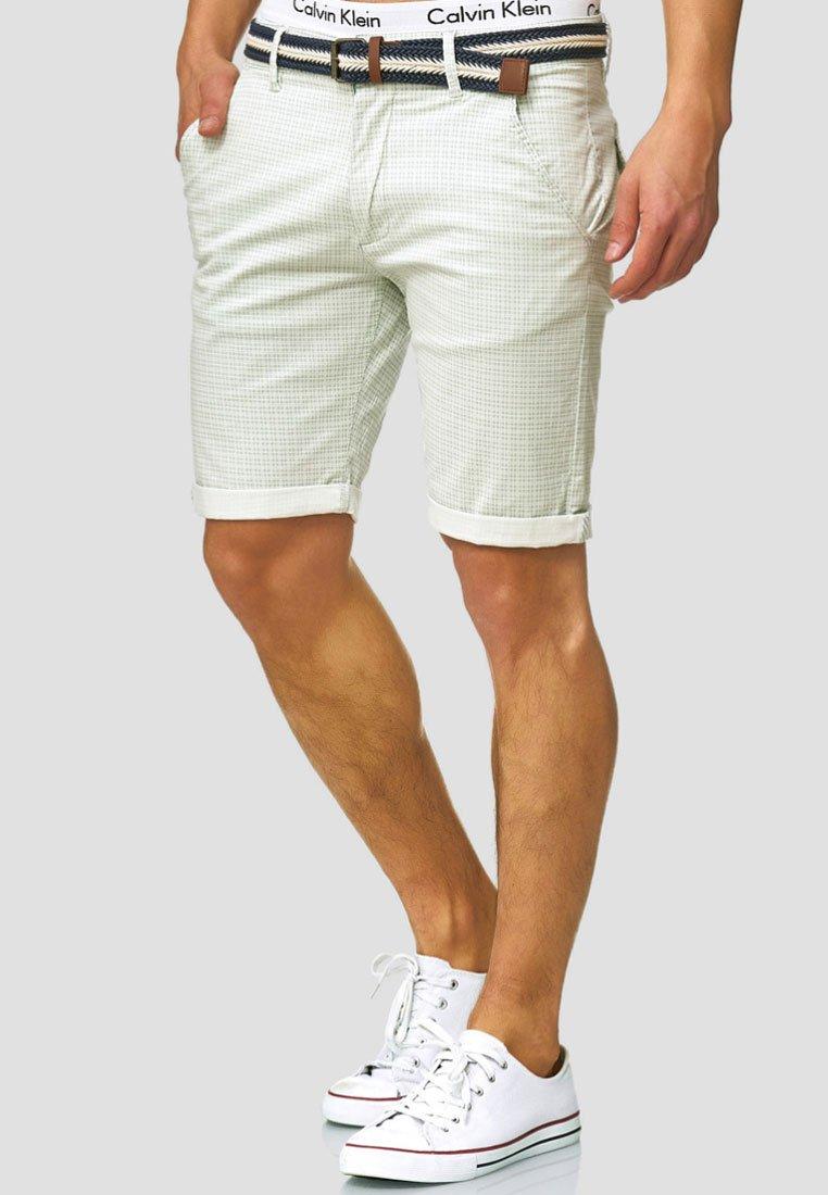 INDICODE JEANS - Shorts - surf spray