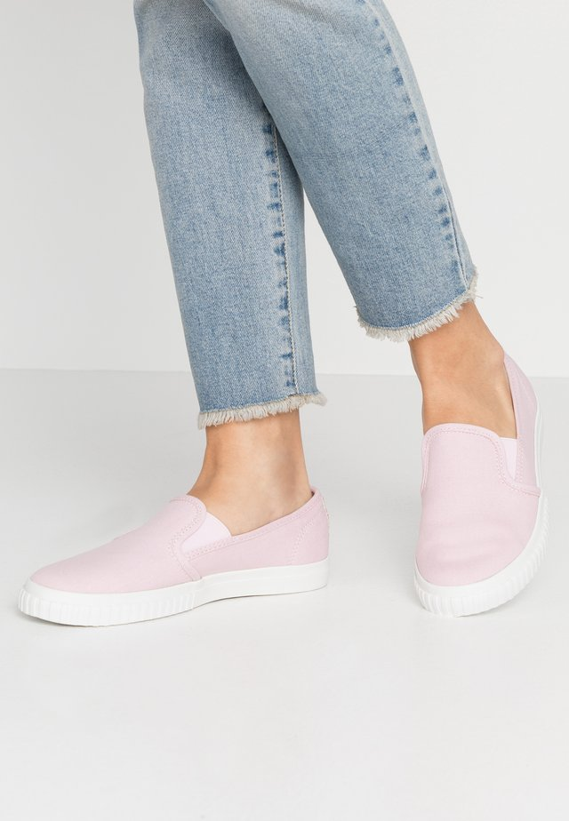 NEWPORT BAY BUMPTOE - Slipper - light pink