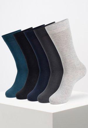 10 PAIRS - Chaussettes - blue / black denim