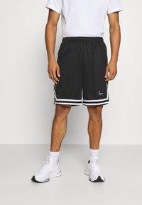 Karl Kani - SIGNATURE SHORTS - Shorts - black - 0