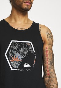 Quiksilver - FADING OUT TANK - Top - black - 4