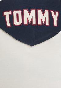 Tommy Hilfiger - COLORBLOCK HOODIE - Zip-up hoodie - offwhite - 2