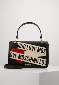 Love Moschino - BORSA - Handtas - black - 1