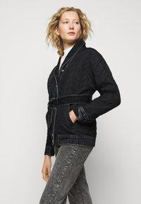 maje - GILANE - Light jacket - noir - 4