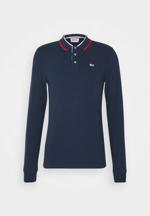 STRETCH POLO UNISEX - Polo - twilight navy