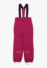 Name it - NKFSNOW03 PANT - Talvihousut - cerise - 1