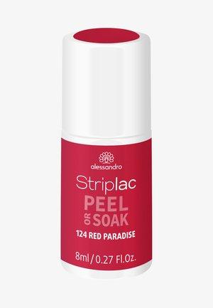 STRIPLAC PEEL OR SOAK UV LAMP - Nail polish - red paradise