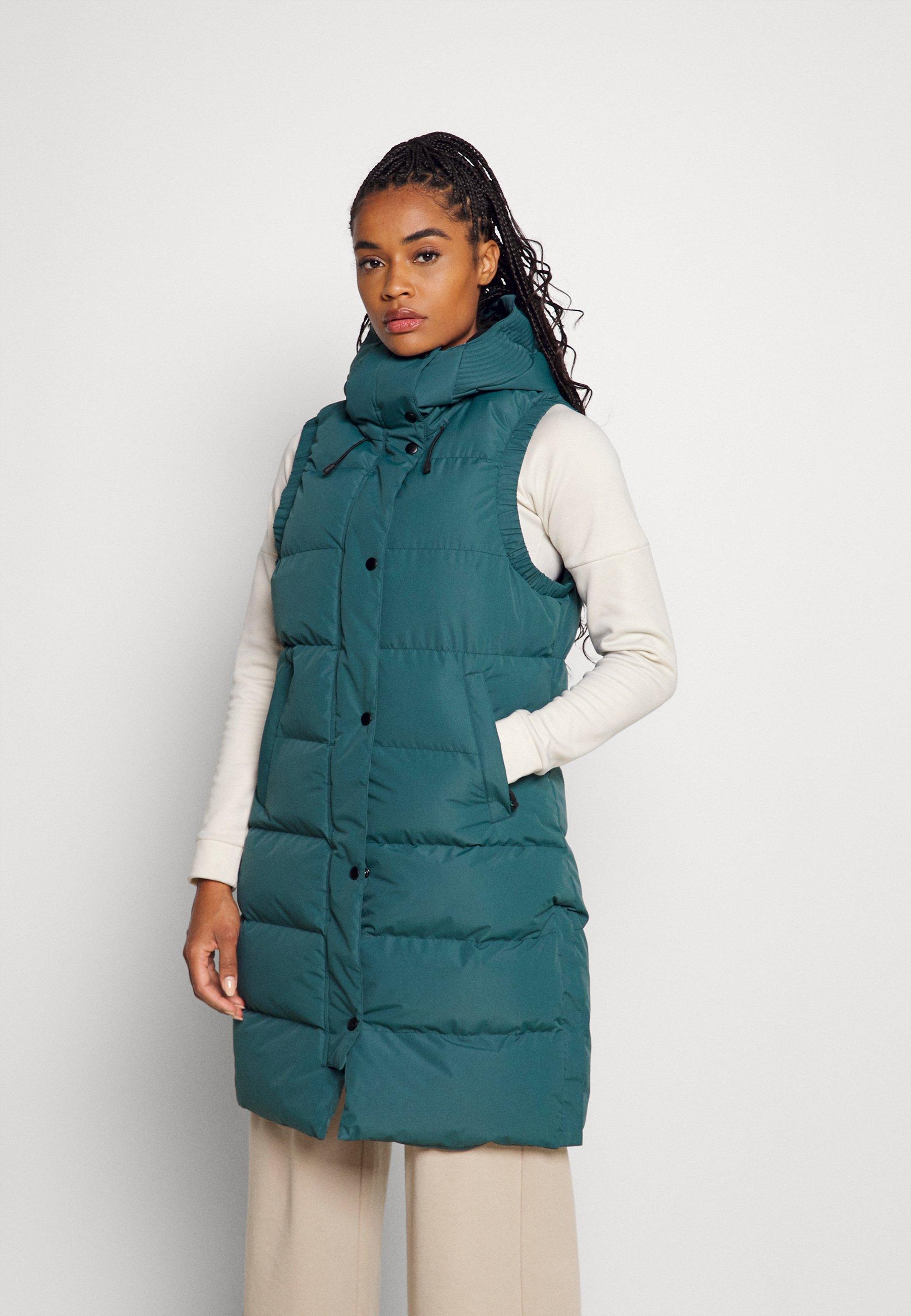 Women OLANI WOMEN BODYWARMER - Waistcoat