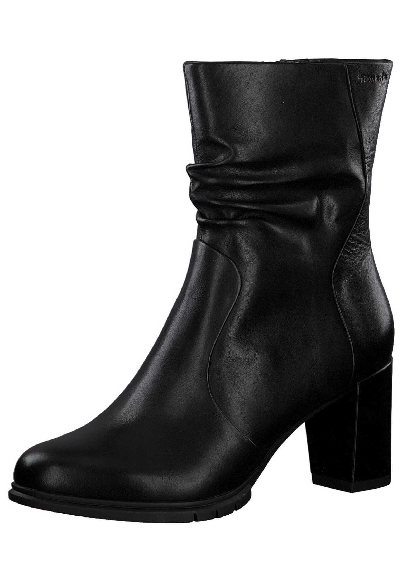 Tamaris Boots à talons - black - Bottines Femme Qualité