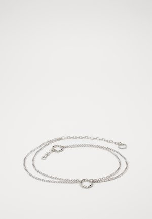 NELLA CHAIN BELT - Bælter - silver-coloured
