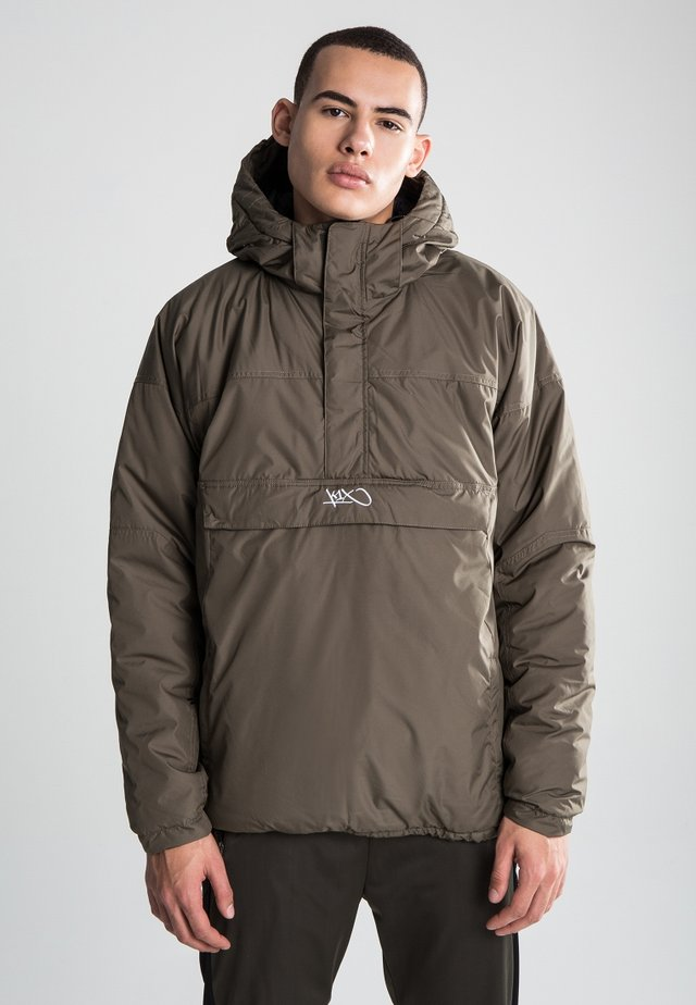 URBAN - Winter jacket - tarmac