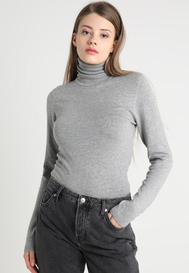 MAFA - Sweter - grey melange