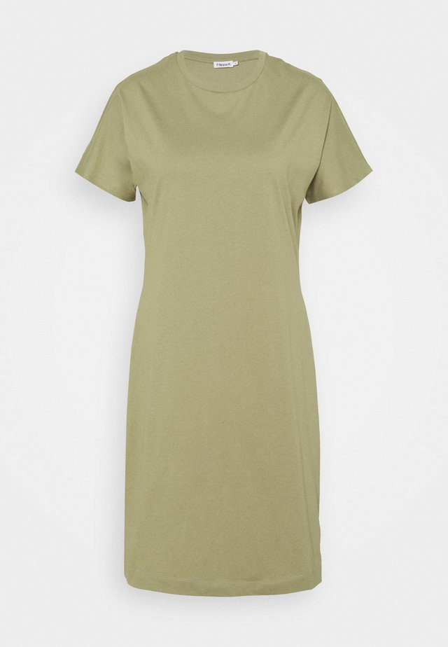 EFFIE DRESS - Vestido ligero - sage green
