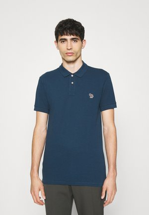 SLIM FIT - Poloshirt - teal