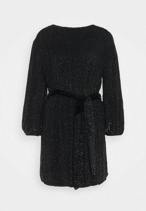 GRACE DRESS - Cocktailjurk - black